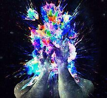 Mind Overload by BrianB60