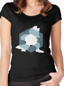 Zen Fox Women's Fitted Scoop T-Shirt