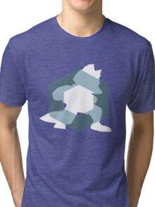 Zen Fox Tri-blend T-Shirt