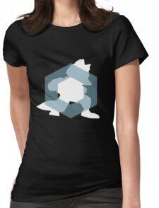 Zen Fox Womens Fitted T-Shirt