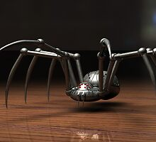 Mech-Spider by Terry Best