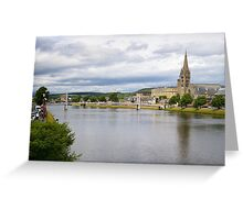 Inverness Greeting Card