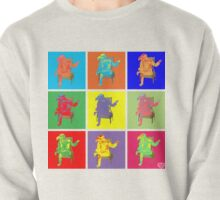 Tea Time Pullover