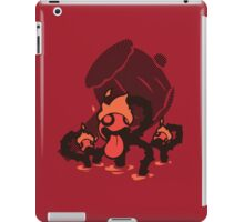 Lava Piranha - Sunset Shores iPad Case/Skin
