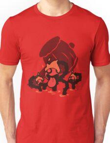 Lava Piranha - Sunset Shores Unisex T-Shirt