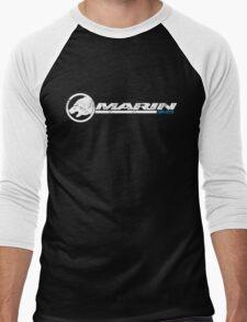 Marin Bikes Men's Baseball ¾ T-Shirt