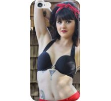 """""""fashionably tatted"""" iPhone Case/Skin"""