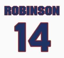 National baseball player Robinson Cano jersey 14 by imsport