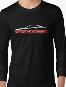 Mazdaspeed Long Sleeve T-Shirt