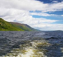 Loch Ness by Susan Dailey