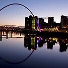 Early Morning Quayside by Great North Views