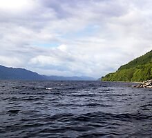 Loch Ness I by Susan Dailey