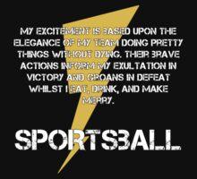 Sportsball by wetdryvac