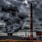 Industrial Evolution by Gonzalo Munoz