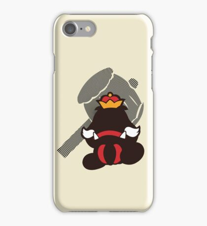 Goomboss - Sunset Shores iPhone Case/Skin