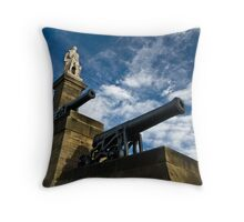 Lord Collingwood Throw Pillow