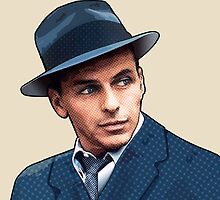 Frank Sinatra - Pack Master of the Rat Pack by Everett Day