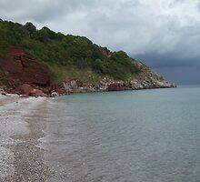 babbacombe sea by MJjunkie86