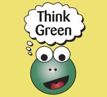 Think Green by littlefrog7