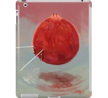Pomegranate Saint iPad Case/Skin