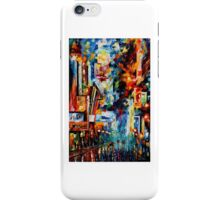 Night Broadway — Buy Now Link - www.etsy.com/listing/219229236 iPhone Case/Skin