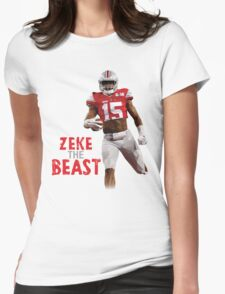 ZEKE the BEAST Womens Fitted T-Shirt