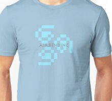 Airbending ultra retro Unisex T-Shirt