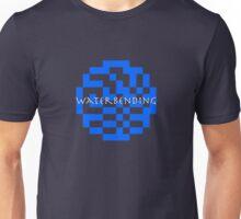 Waterbending ultra retro Unisex T-Shirt