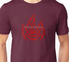 Firebending ultra retro Unisex T-Shirt