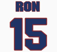 National baseball player Ron Darling jersey 15 by imsport