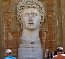 Vatican Bust of Caesar by Memaa