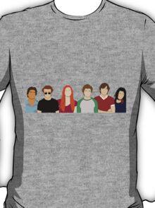 70's show gang T-Shirt