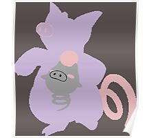 Hoeen Ham Poster