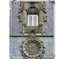 Portugese Late Gothic Style Facade iPad Case/Skin