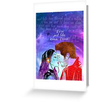 Guardians of the Galaxy: Pelvic Sorcery Greeting Card