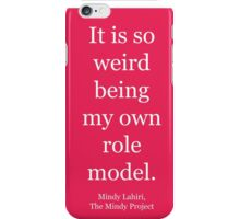 The Mindy Project: Role Model iPhone Case/Skin