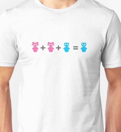 Ménage a Trios Unisex T-Shirt