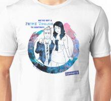 Community: Evil Jeff & Evil Annie Unisex T-Shirt