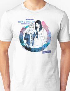 Community: Evil Jeff & Evil Annie T-Shirt