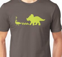 Ugly duckling? (lime) Unisex T-Shirt