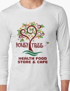 Honey Tree Long Sleeve T-Shirt