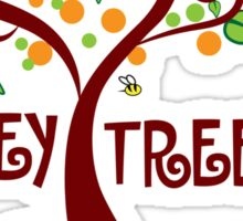 Honey Tree Sticker