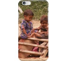 Here's the saddle, where's the camel? iPhone Case/Skin