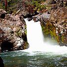 Deer Creek Falls by flyfish70