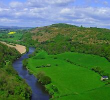 Symonds Yat,  Ross on Wye. nr Forest of Dean GLOS by kojobar