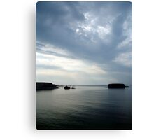 Islands Canvas Print