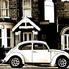 VW Beetle  by mistertof