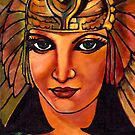 CLEOPATRA by Mariaan Maritz Krog Fine Art Portfolio