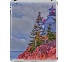 Bass Harbor Lighthouse iPad Case/Skin