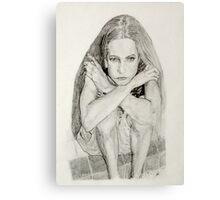 Kirsten 2000 Canvas Print